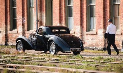 1938 Bugatti Type 57C Atalante 2