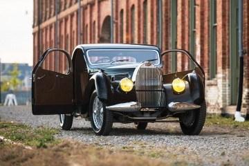 RM New York 2015 Preview - 1938 Bugatti Type 57C Atalante