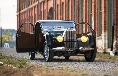 1938 Bugatti Type 57C Atalante 32