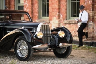 1938 Bugatti Type 57C Atalante 33