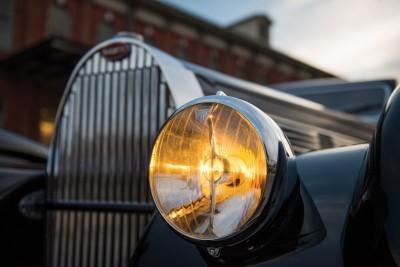 1938 Bugatti Type 57C Atalante 9