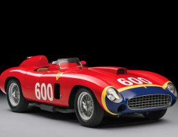 RM NY 2015 Preview – 1956 Ferrari 290MM Racecar Piloted by Fangio and Phil Hill