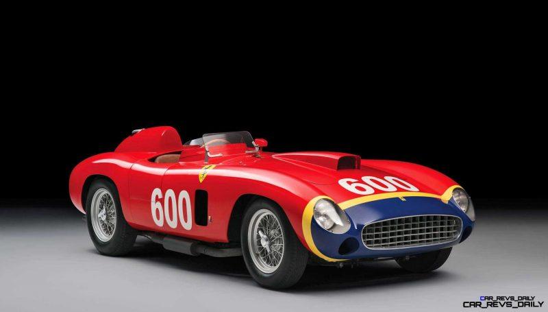 1956 Ferrari 290 MM by Scaglietti 1