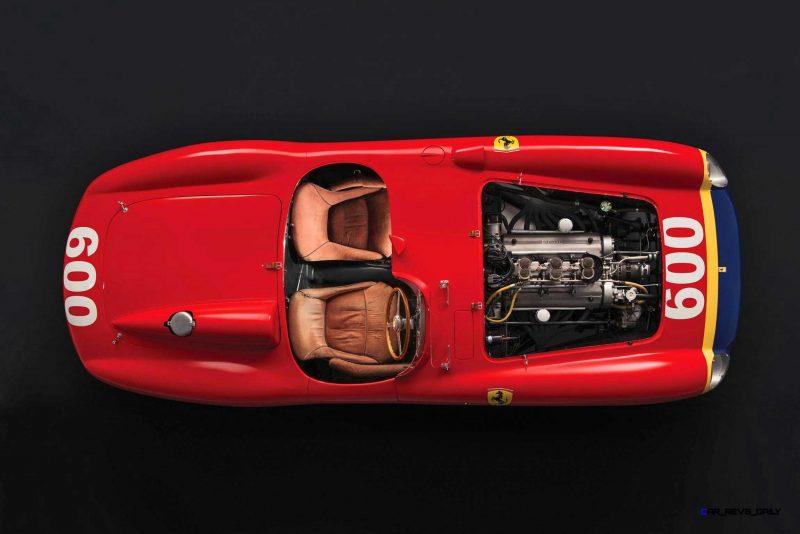 1956 Ferrari 290 MM by Scaglietti 10
