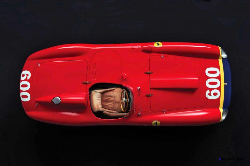1956 Ferrari 290 MM by Scaglietti 11