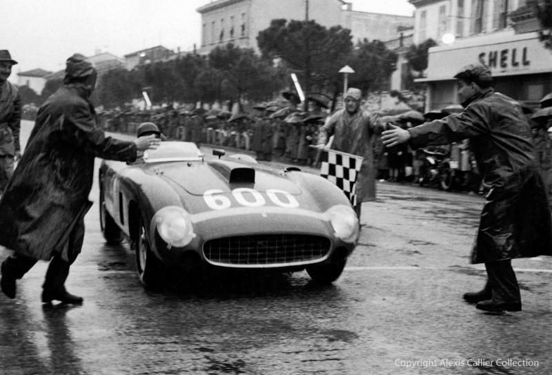1956 Ferrari 290 MM by Scaglietti 19