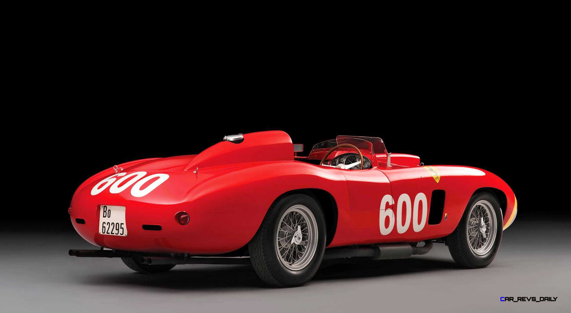 Car Auctions Ny >> 1956 Ferrari 290MM