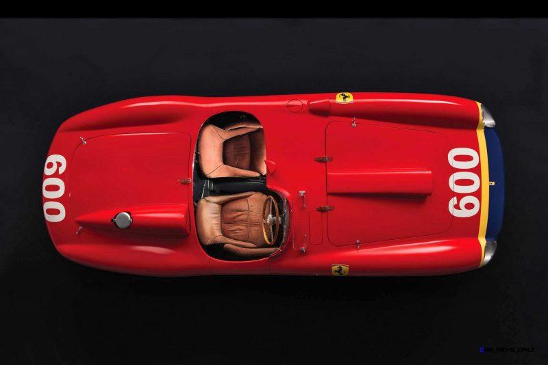 1956 Ferrari 290 MM by Scaglietti 4