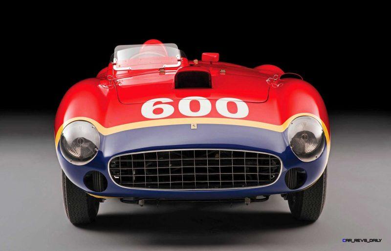 1956 Ferrari 290 MM by Scaglietti 6