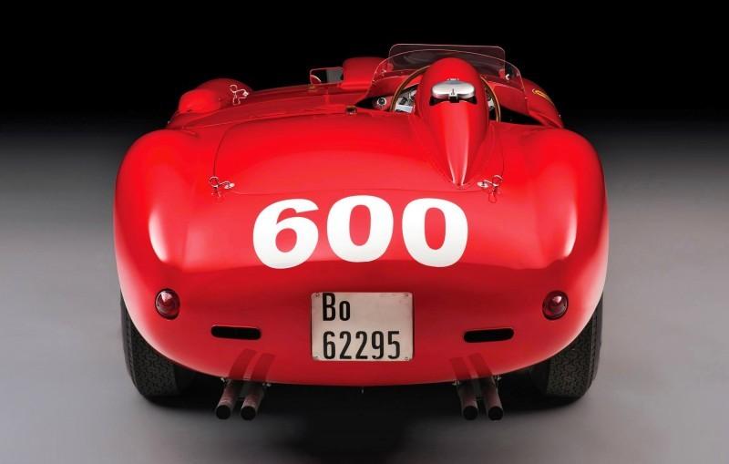 1956 Ferrari 290 MM by Scaglietti 7