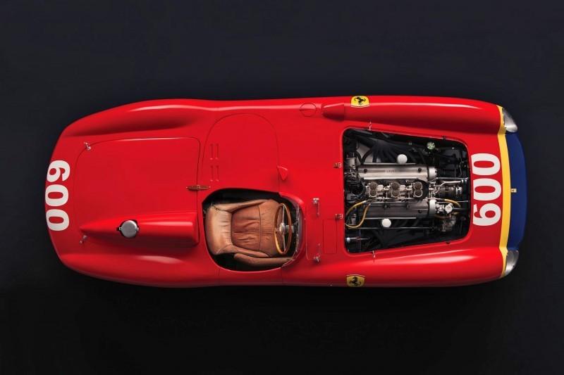 1956 Ferrari 290 MM by Scaglietti 9