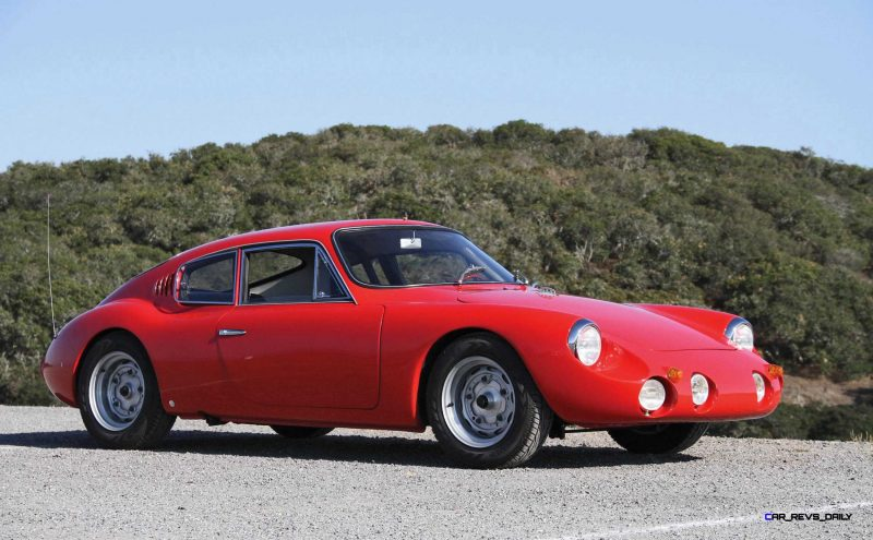 1962 APAL-Porsche 1600 GT Coupe 1