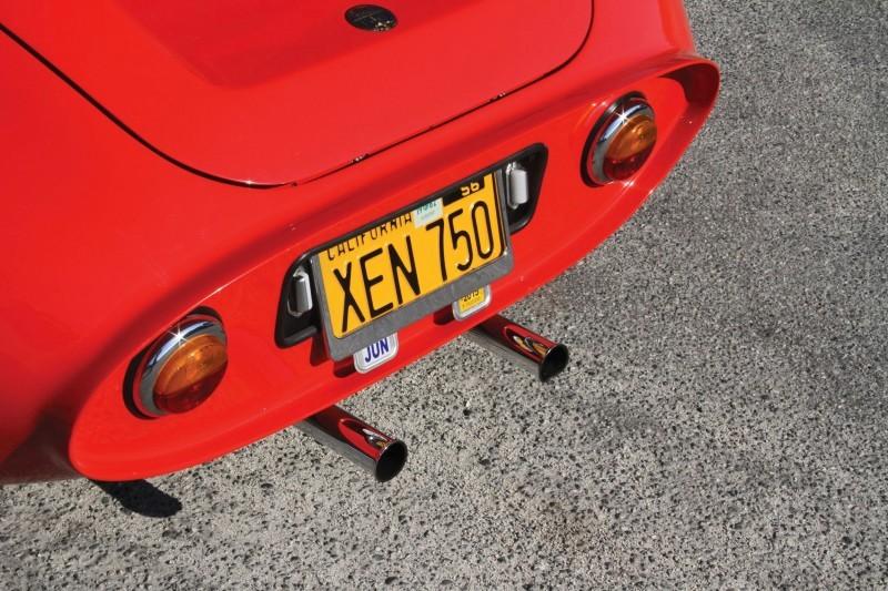 1962 APAL-Porsche 1600 GT Coupe 11