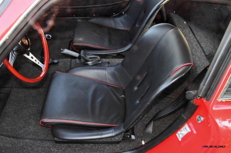 1962 APAL-Porsche 1600 GT Coupe 13