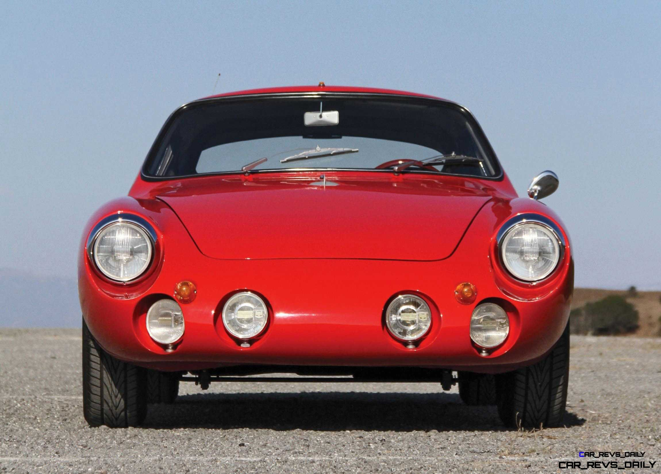 1962 APAL-Porsche 1600 GT Coupe 5