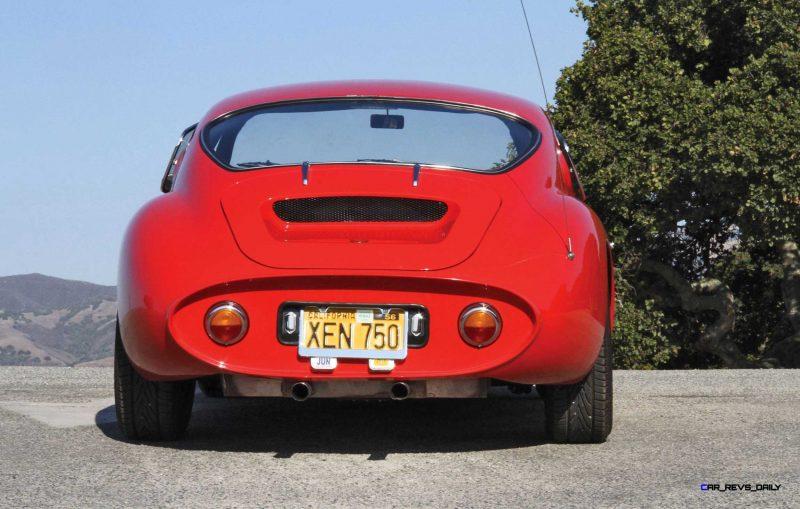 1962 APAL-Porsche 1600 GT Coupe 6