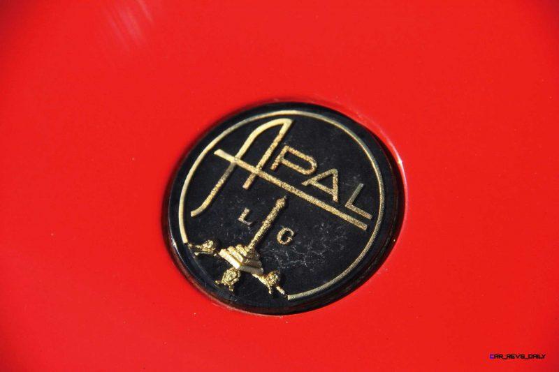 1962 APAL-Porsche 1600 GT Coupe 7