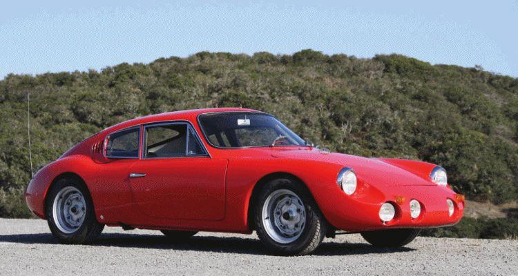 1962 APAL-Porsche 1600 GT Coupe