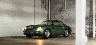 1962 Aston Martin DB4GT by Zagato 1