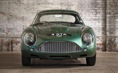 1962 Aston Martin DB4GT by Zagato 10
