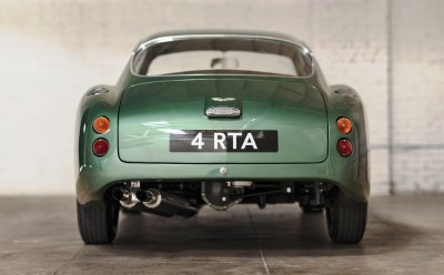 1962 Aston Martin DB4GT by Zagato 11