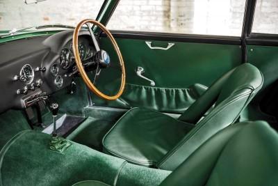 1962 Aston Martin DB4GT by Zagato 12