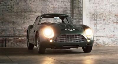 1962 Aston Martin DB4GT by Zagato 19