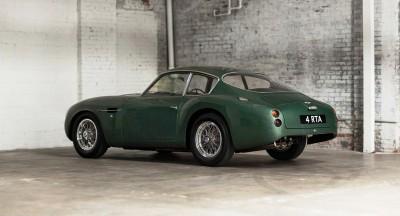 1962 Aston Martin DB4GT by Zagato 2