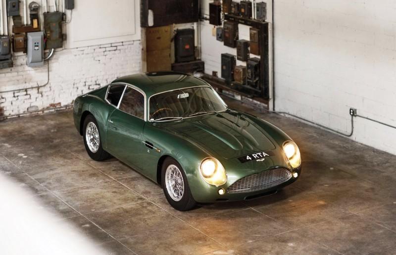 1962 Aston Martin DB4GT by Zagato 20