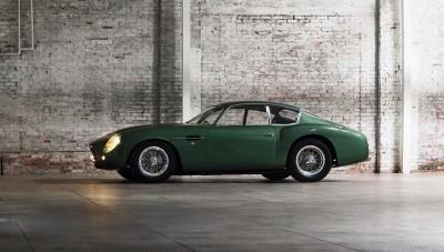 1962 Aston Martin DB4GT by Zagato 21