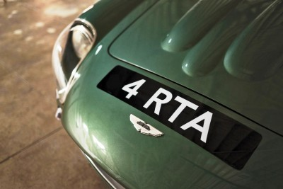 1962 Aston Martin DB4GT by Zagato 22