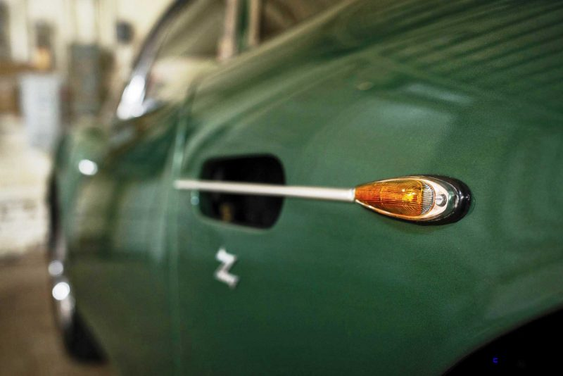 1962 Aston Martin DB4GT by Zagato 23
