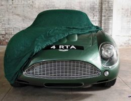 1962 Aston Martin DB4GT by Zagato May Fetch $20M at RM NY 2015 Auction