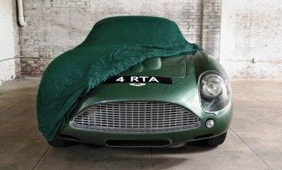 1962 Aston Martin DB4GT by Zagato 25