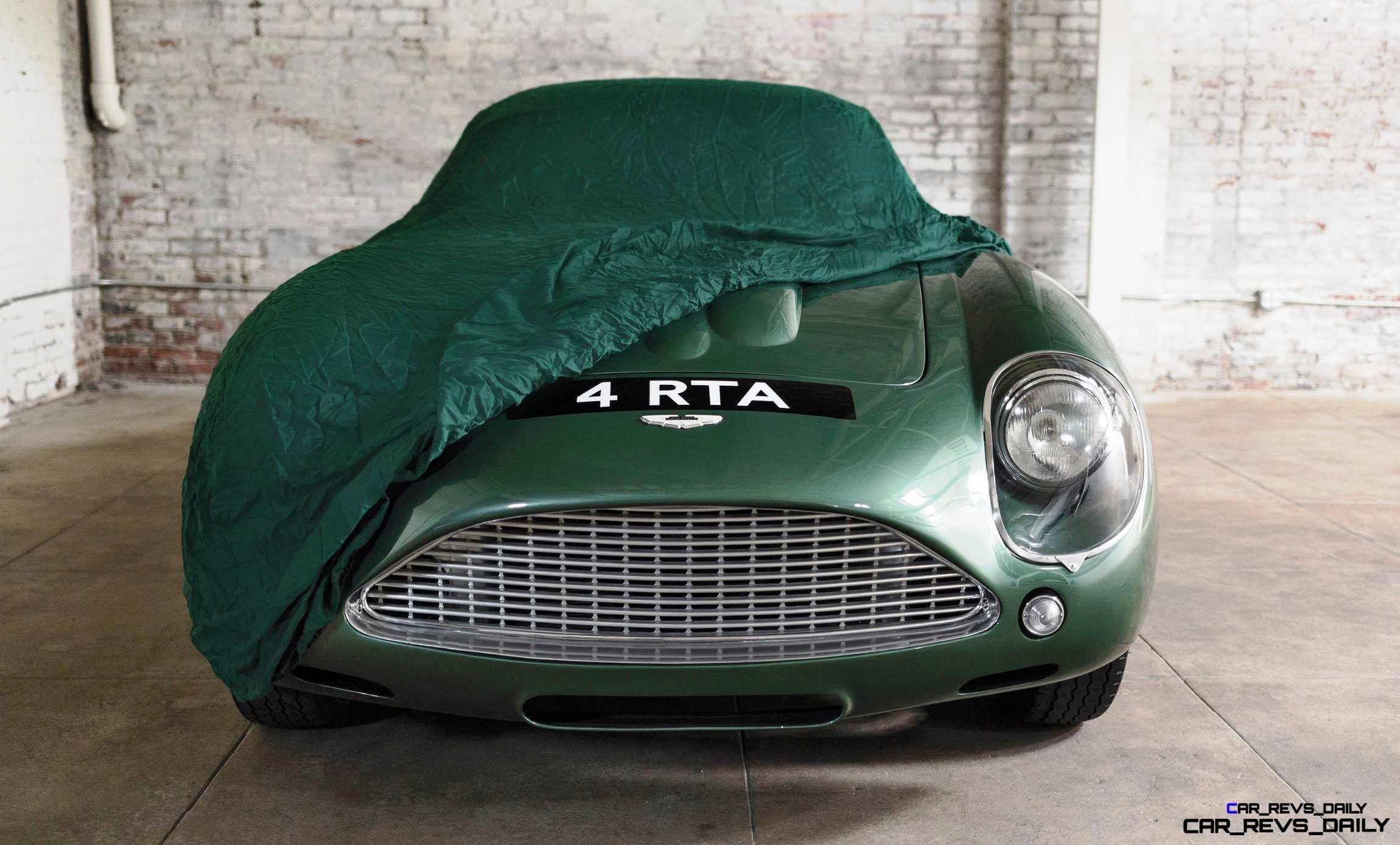 1962 Aston Martin DB4GT by Zagato 25