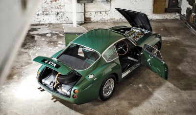 1962 Aston Martin DB4GT by Zagato 29