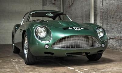1962 Aston Martin DB4GT by Zagato 31