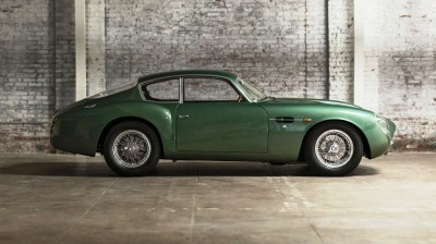 1962 Aston Martin DB4GT by Zagato 5