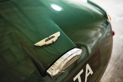 1962 Aston Martin DB4GT by Zagato 6