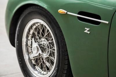 1962 Aston Martin DB4GT by Zagato 8