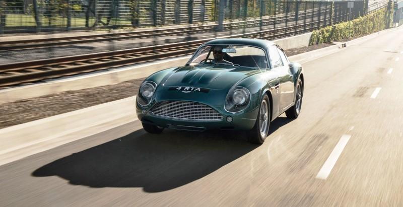 1962 Aston Martin DB4GT by Zagato 9