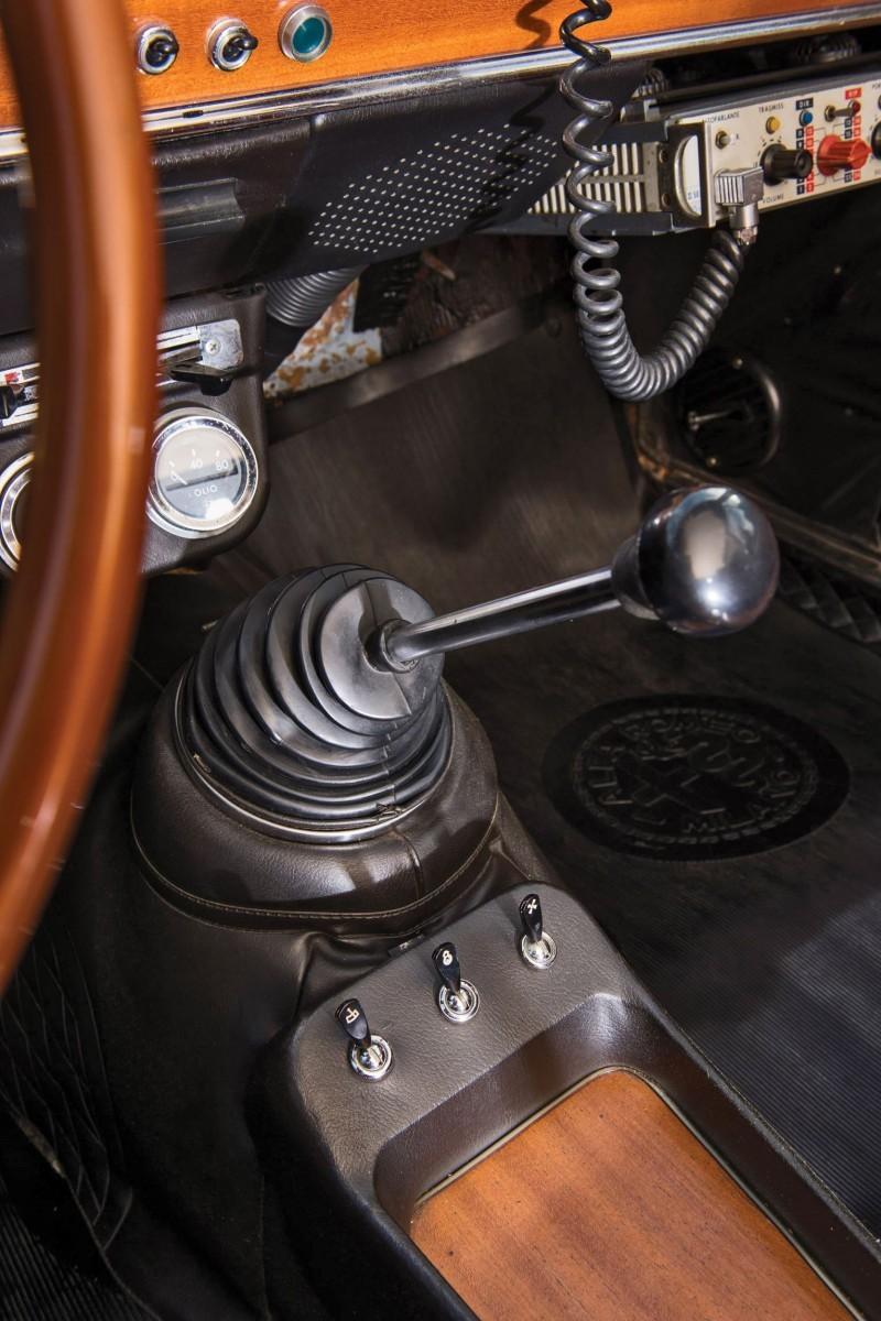 1966 Alfa Romeo Giulia Super POLIZIA SQUADRA VOLANTE 14
