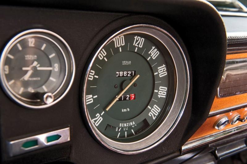 1966 Alfa Romeo Giulia Super POLIZIA SQUADRA VOLANTE 15
