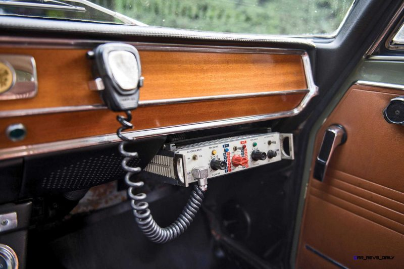 1966 Alfa Romeo Giulia Super POLIZIA SQUADRA VOLANTE 17
