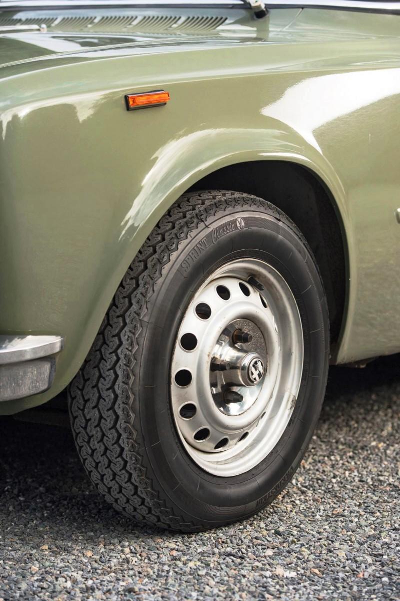 1966 Alfa Romeo Giulia Super POLIZIA SQUADRA VOLANTE 8