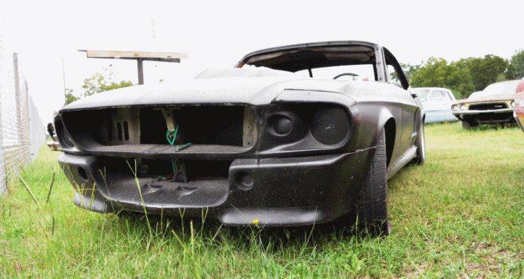 1968 Ford Mustang GT350 Eleanor