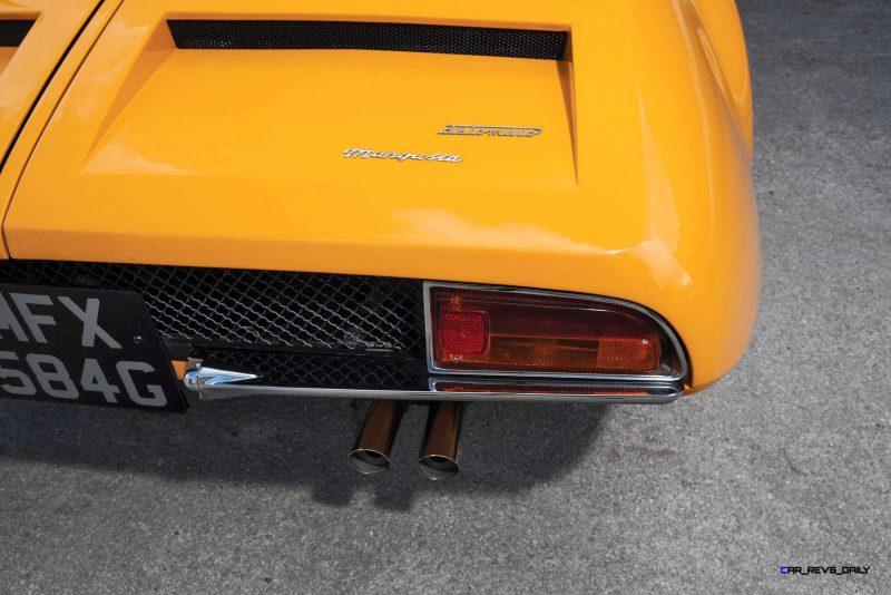1969 DeTomaso Mangusta by Ghia 11