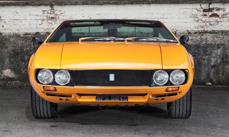 1969 DeTomaso Mangusta by Ghia 13
