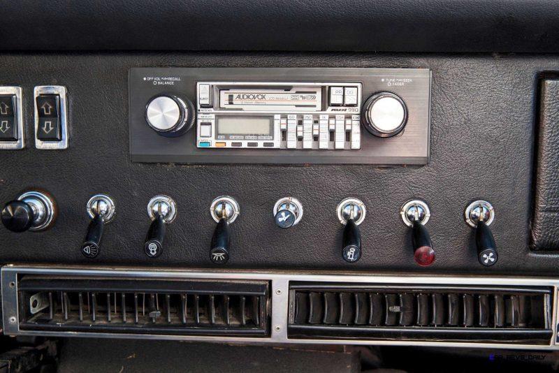 1969 DeTomaso Mangusta by Ghia 17