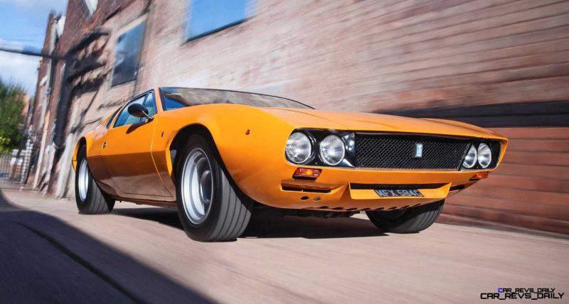 1969 DeTomaso Mangusta by Ghia 18